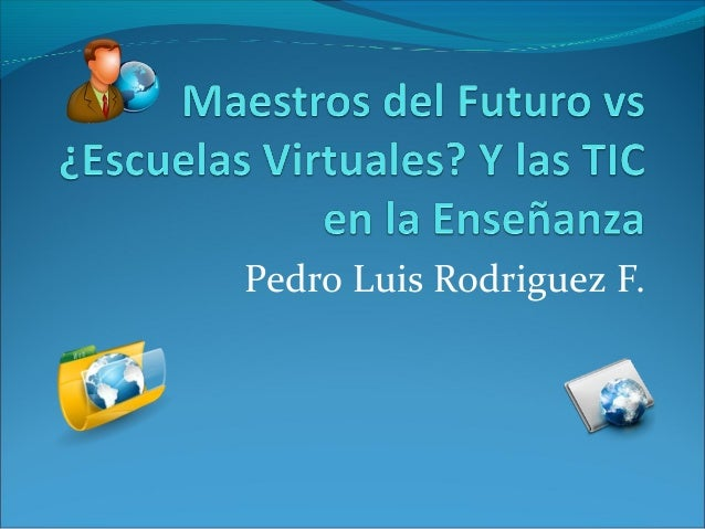 Pedro Luis Rodriguez F.