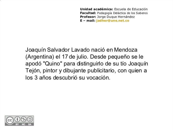 Mafalda nos enseña... Slide 2