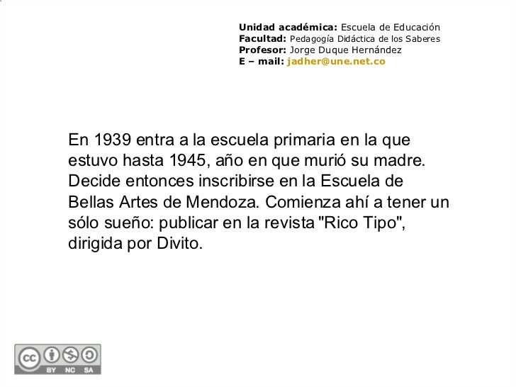 Mafalda nos enseña... Slide 3