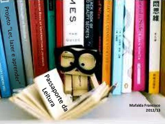 Mafalda Francisco         2012/13