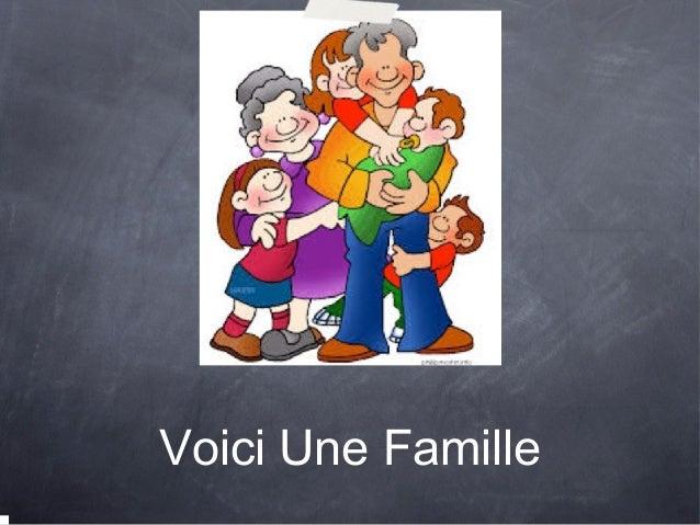 Voici Une Famille