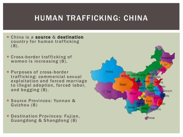 essays on human trafficking in china Human trafficking is the act of transporting, enlisting, or harboring an individual by use of force or intimidation for the sole purpose of exploitation (china) china is a source, transit, and destination country for thousands of women and children who have been either forced or sold into trafficking (china.