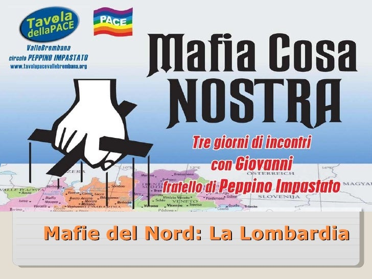 Mafie del Nord: La Lombardia
