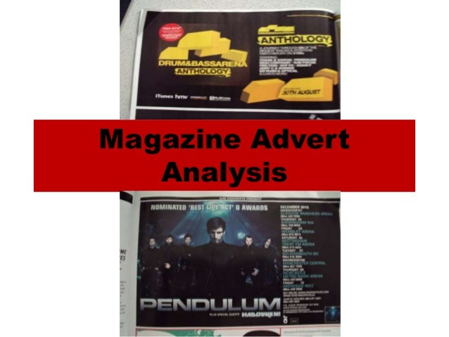 stylistic analysis of an advertisement Definition and a list of examples of allegory an allegory is a work of art in which the characters, images, and/or events act as symbols.