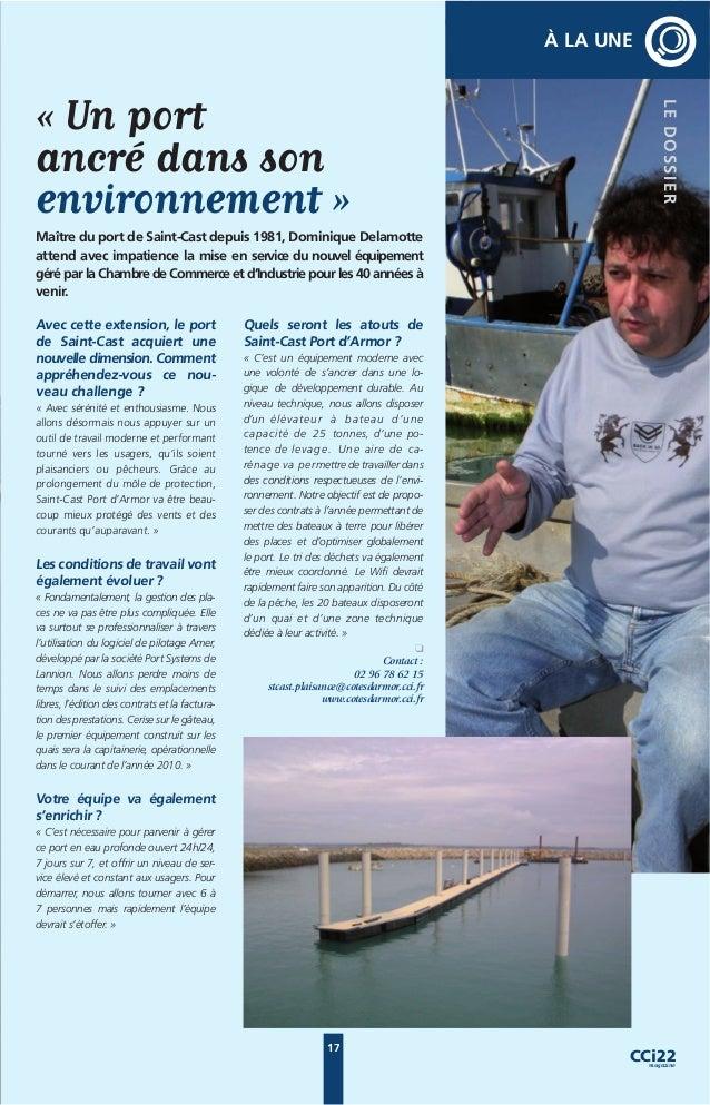 Un partenariat (Interview croisée) in « La qualité c'est l'affaire de tous ! L'entreprise Raux Gicquel emploie 45 personne...