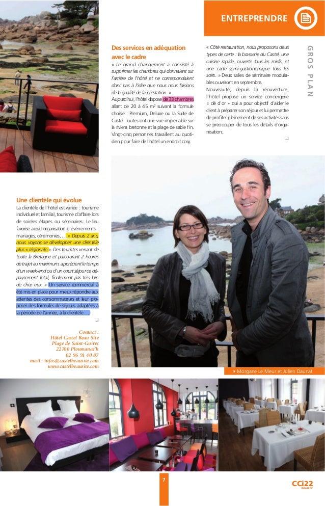 4Les locataires créent leur association : « Carré d'As » Le Carré Rosengart offre aux passionnés de la mer, une large gamm...
