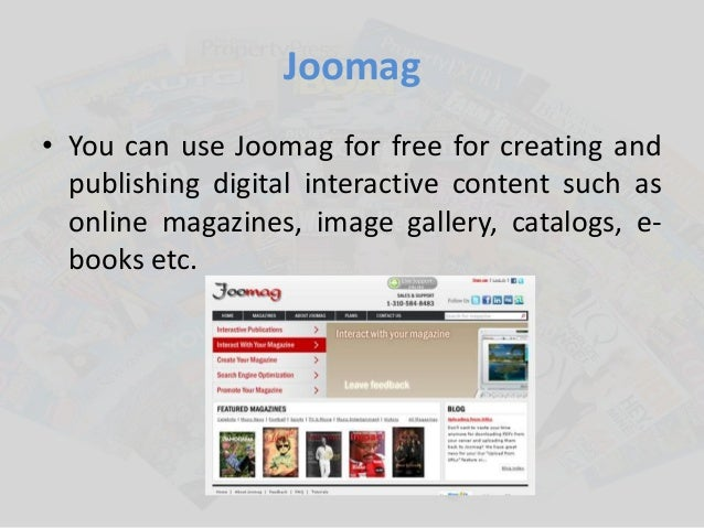 Online Tools That Will Let You Create Digital Magazines