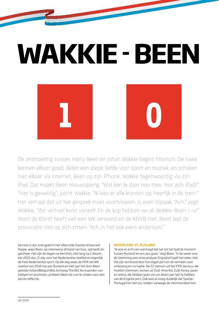 WAKKiE - BEEN                            1                                                         0De ontmoeting tussen H...