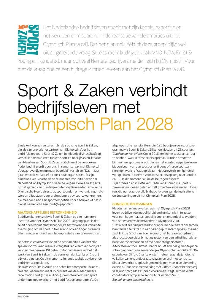 Magazine 2028, eerste editie