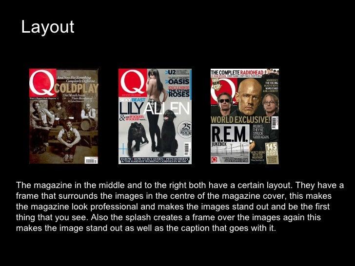Superior House Style Magazine Part - 9: 4. Layout The Magazine ...