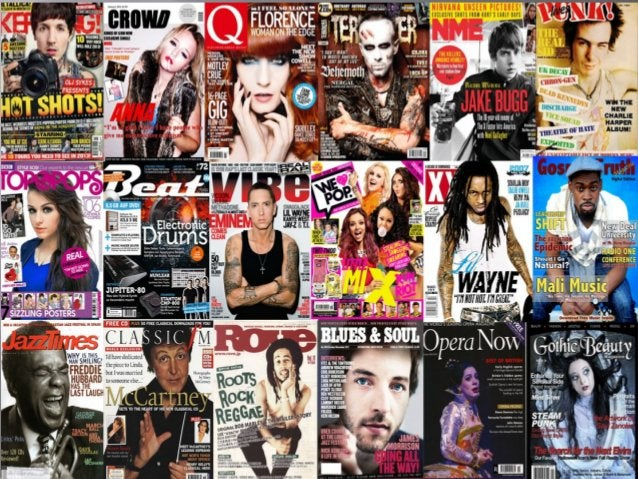 The target audience of Q magazine is mature music lovers but is purchased by any music enthusiasts of all ages. The genre ...