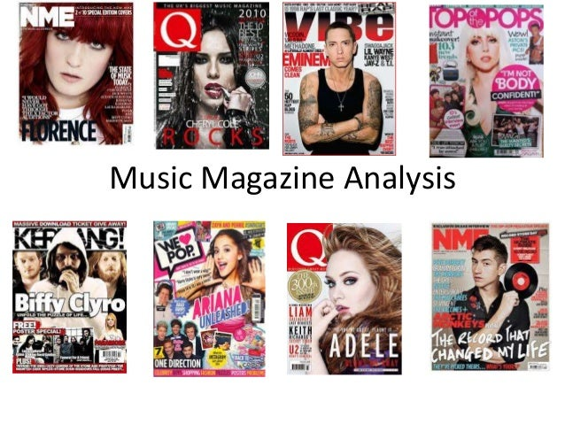 Magazine Examples