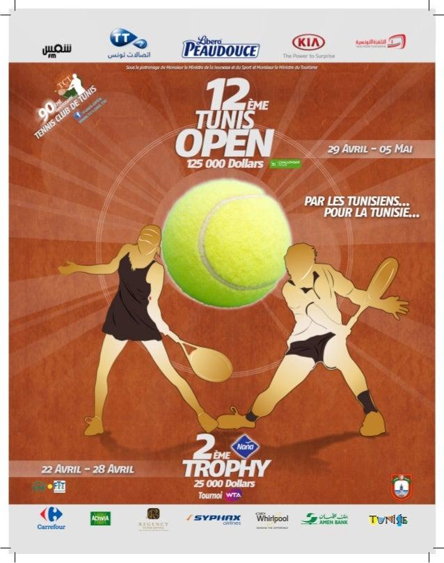 1Tunis Open 2013