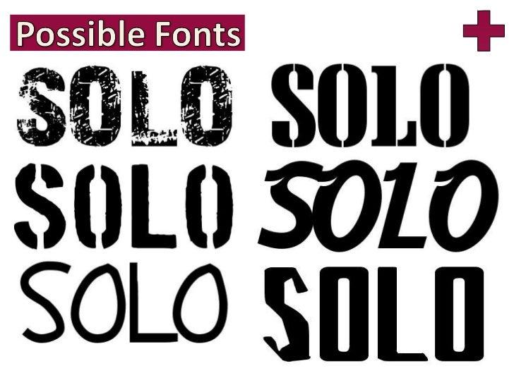 magazine fonts