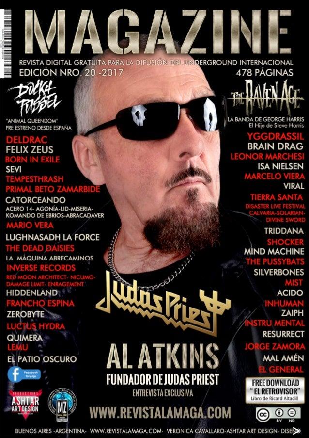 REVISTA MAGA-ZINE © Todos los derechos reservados- Revistalamaga.com- Veronica Cavallaro - Buenos Aires- Argentina - info@...