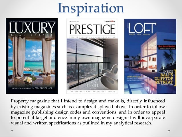 3 Inspiration Property Magazine