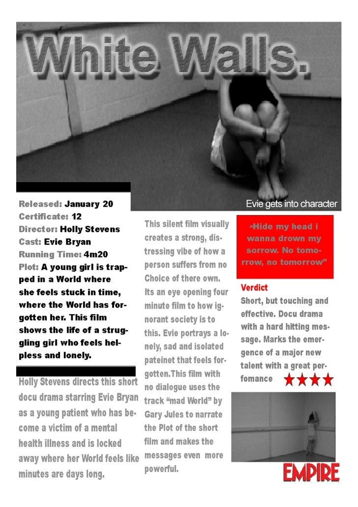 Magazine revieww