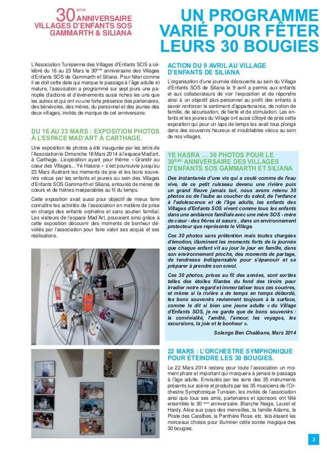 Magazine sos villages d'enfants n ¦4 Slide 3