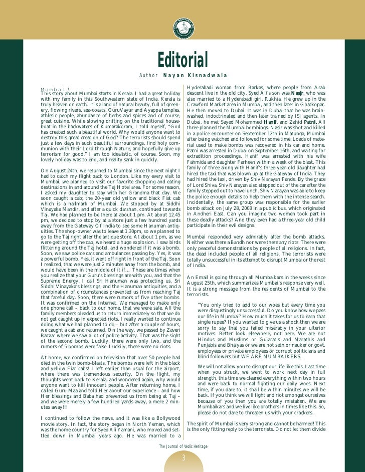 Author                                                          Editorial                                                 ...