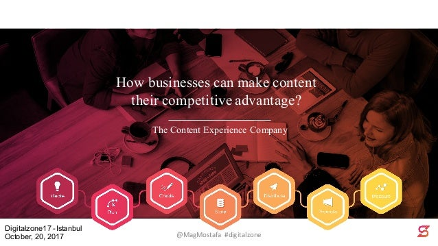 The Content Experience Company How businesses can make content their competitive advantage? Digitalzone17 - Istanbul Octob...