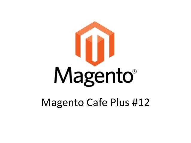 Magento Cafe Plus #12