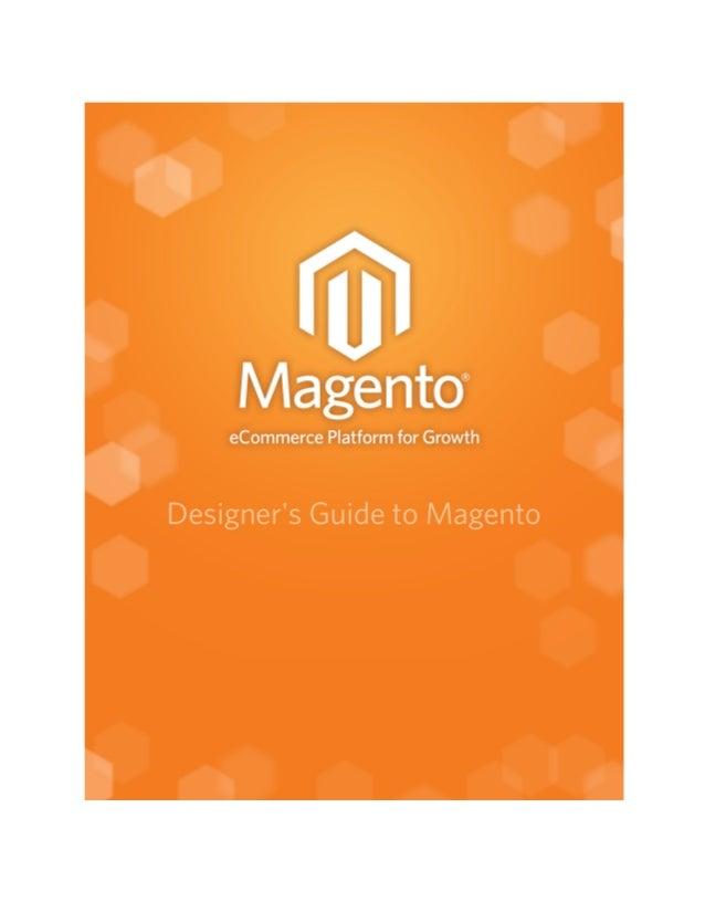Magento Design Guide