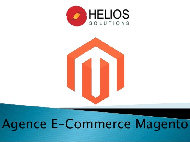 Agence E-Commerce Magento