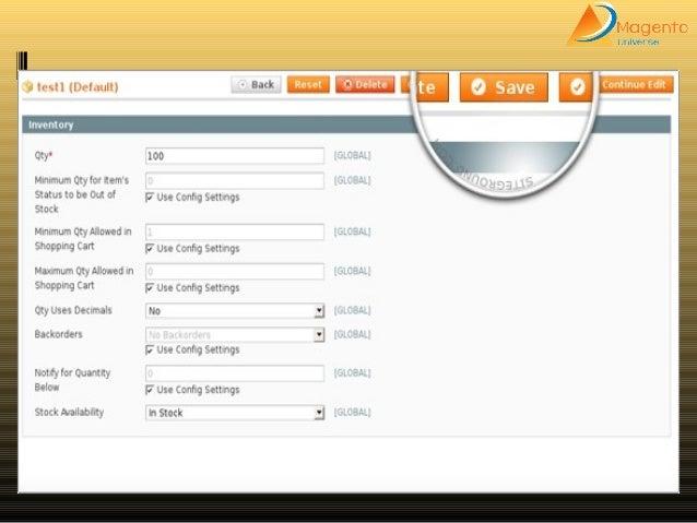 Magento Live eCommerce Demo Tutorial for Beginners » Magento Universe