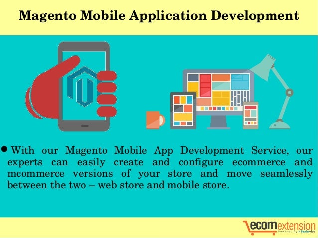 how to create magento mobile website