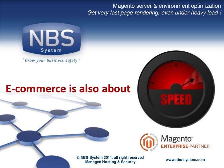 Magento performancenbs