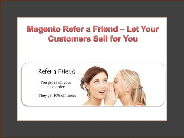 Are You a Magento Store owner and want  to get word of mouth from you  customers?  Don't Worry! FMEExtensions provides  Ma...
