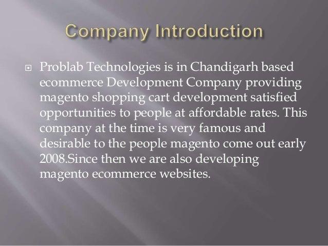 Magento services in chandigarh Slide 2