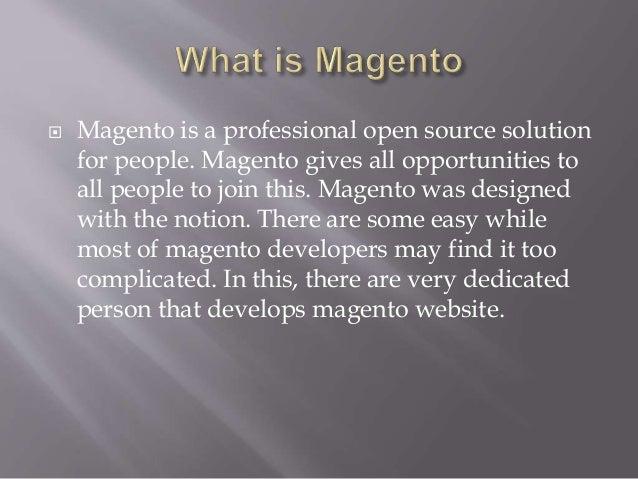 Magento services in chandigarh Slide 3