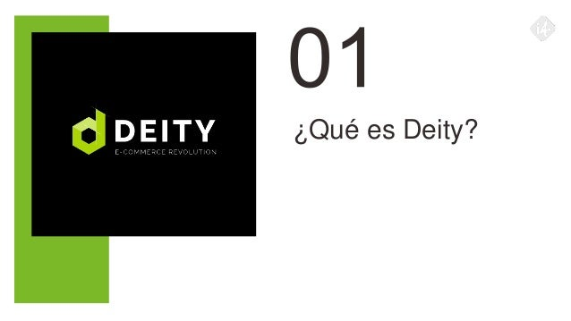 PWA & Magento 2 - Deity, otro punto de vista. Slide 3