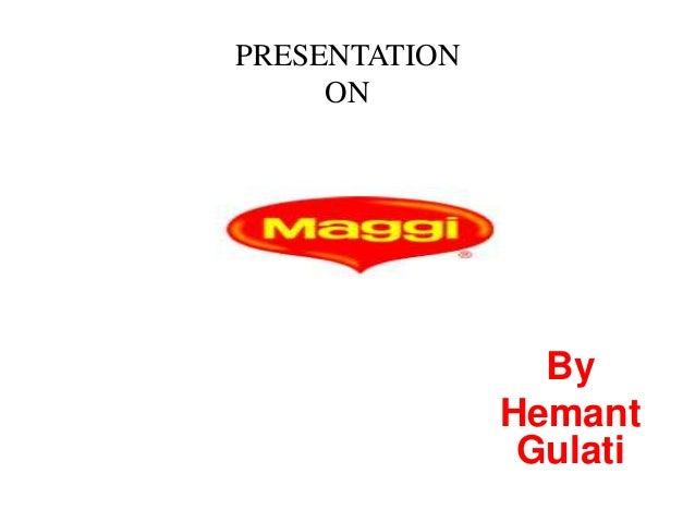 PRESENTATION     ON                 By               Hemant                Gulati