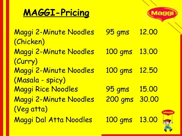 """benefit of maggi noodles Nestlé's maggi noodles are being probed by the food standards agency (fsa), after indian authorities ruled the products were """"unsafe and hazardous"""" due to the presence of high levels of ."""