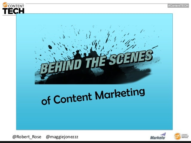 Behind the Scenes: How to Jumpstart Your Content Creation