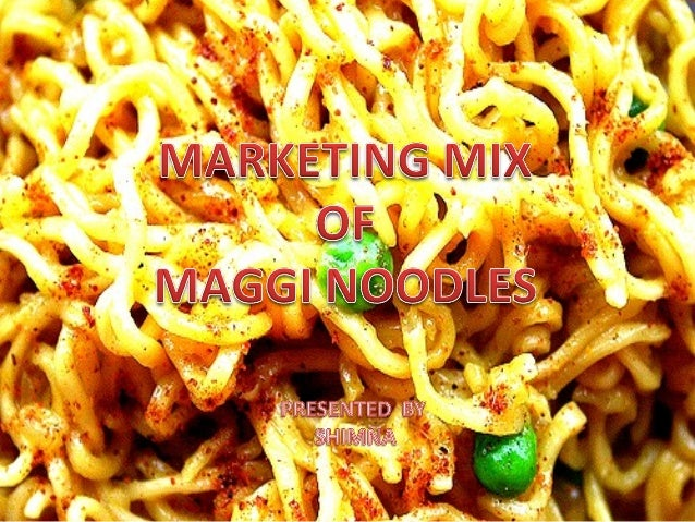 CONTENTS1. Introduction to Nestle and Maggi2. 4 P's of marketing mix3. Brand recall and future scope4. Conclusion