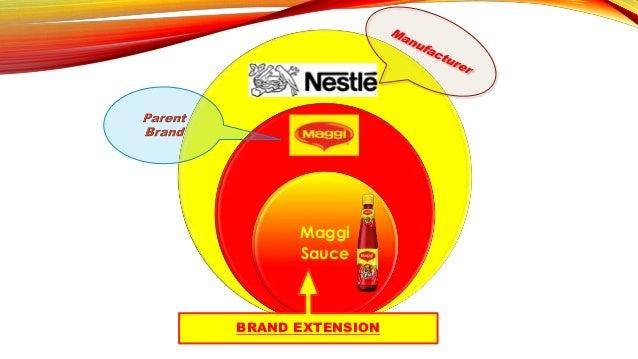 Maggi branding
