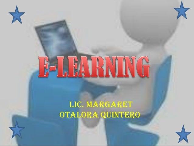 lic. MARGARET OTALORA QUINTERO