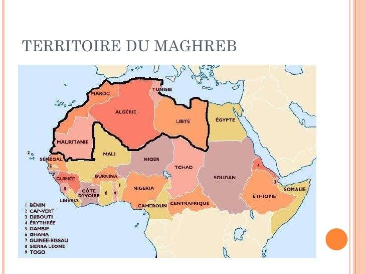 TERRITOIRE DU MAGHREB