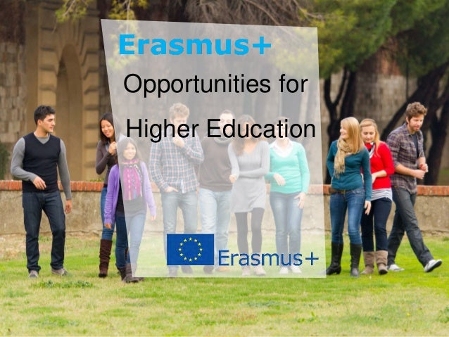 Date: in 12 ptsEducation and Culture Opportunities for Higher Education