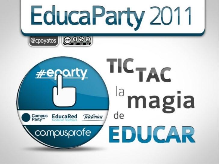 TIC TAC - La magia de Educar
