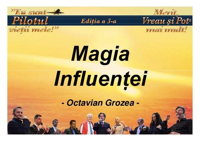 - Octavian Grozea -