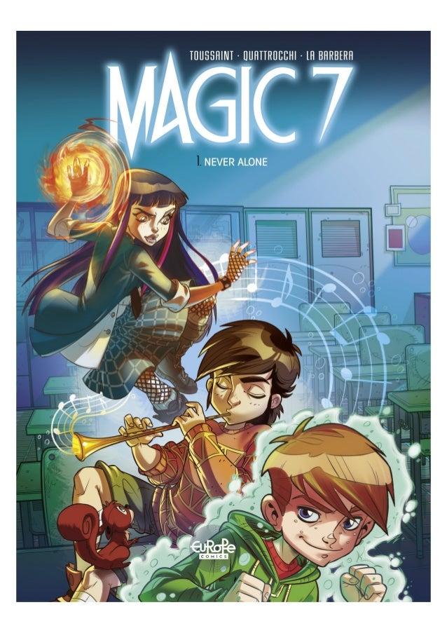 Magic 7 01   never alone