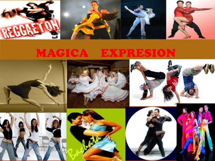 MAGICA   EXPRESION