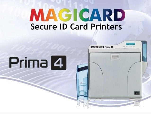 Secure ID Card Printers