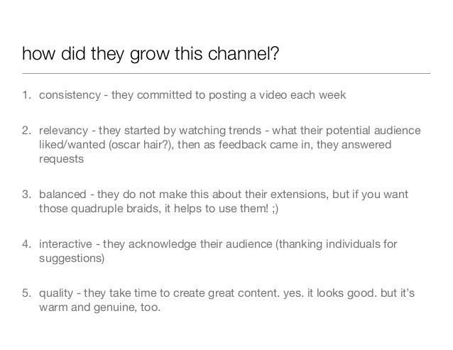 and the traditional beauty brands?                                           a custom YouTube                             ...