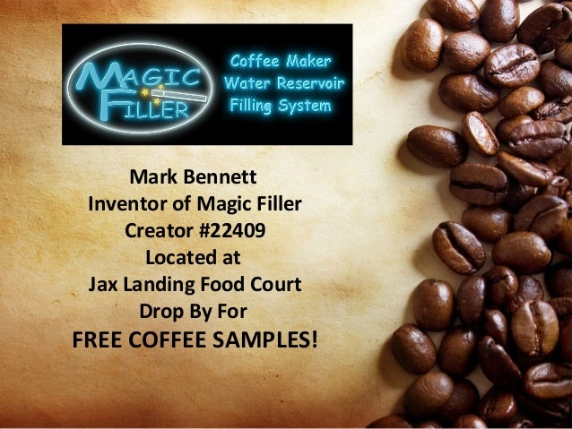 Magic Filler Coffee Maker Water Reservoir Kit