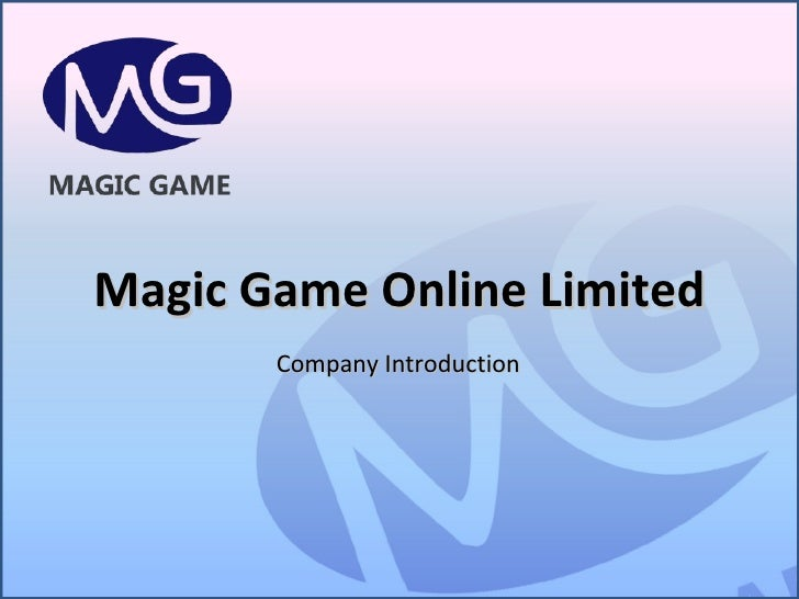 Magic Game Online Limited Company Introduction